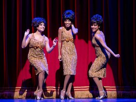 Advertisement - Tickets To Motown - The Musical