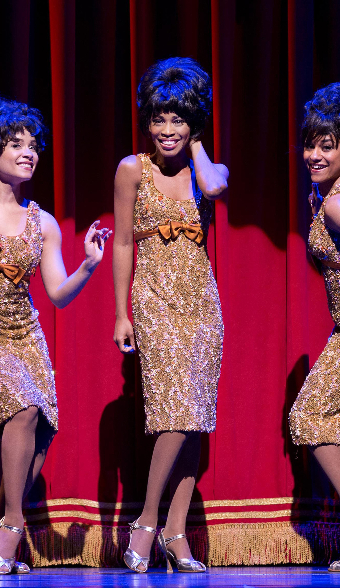A Motown - The Musical live event