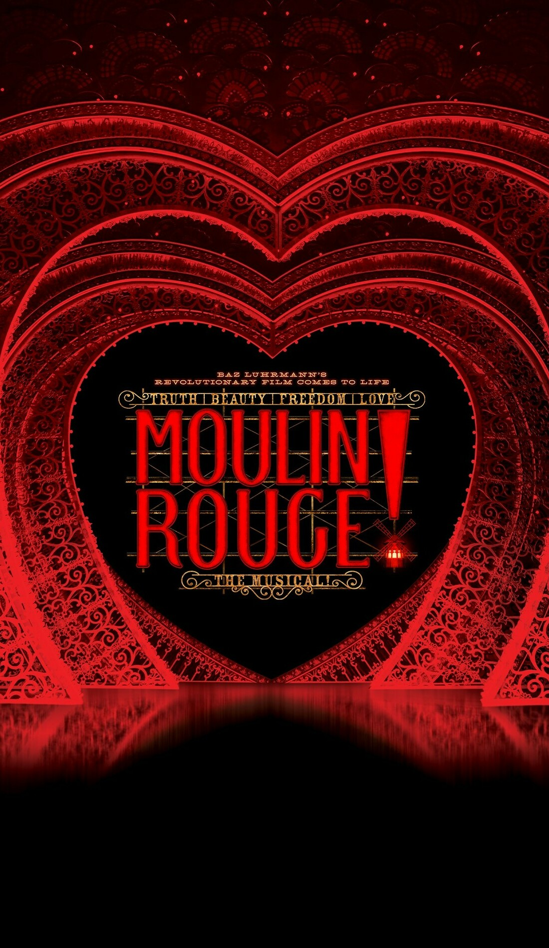 A Moulin Rouge! The Musical live event