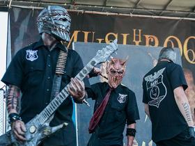 Mushroomhead with Strikken