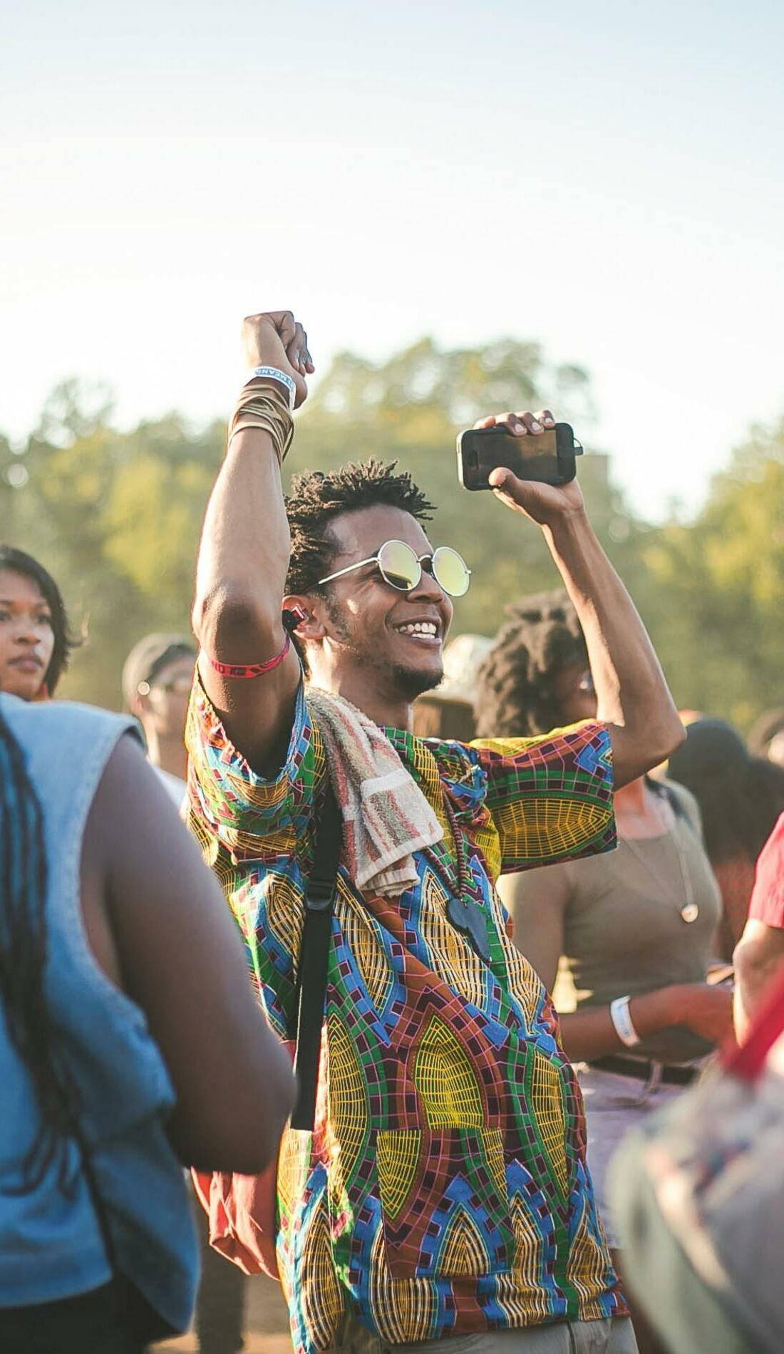 A Music Midtown Festival live event