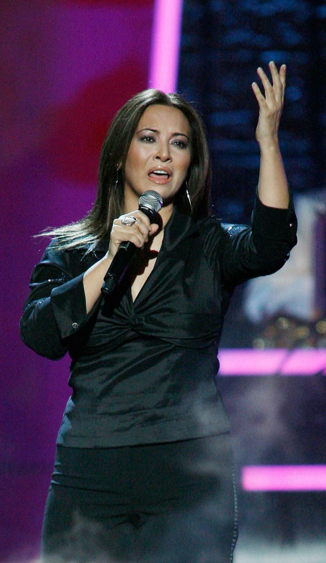 A Myriam Hernandez live event