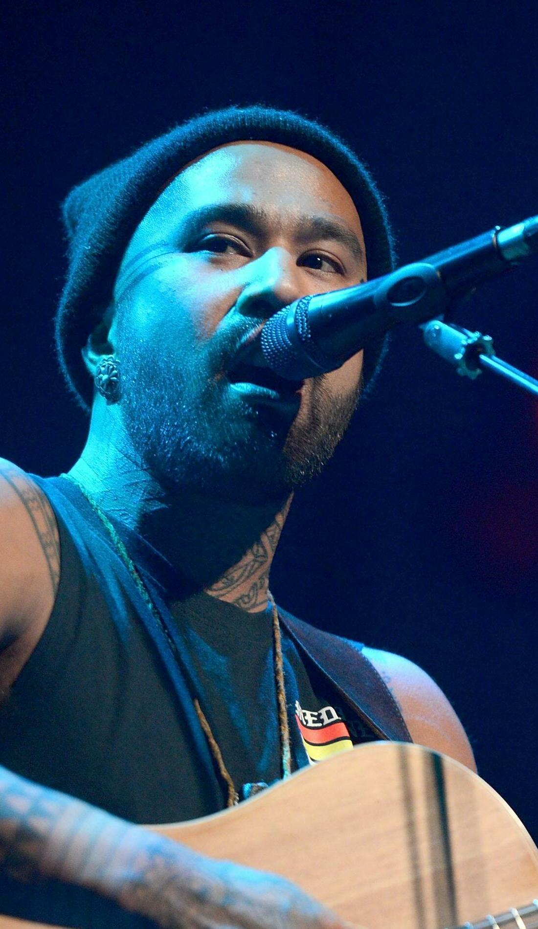 A Nahko and Medicine for the People live event