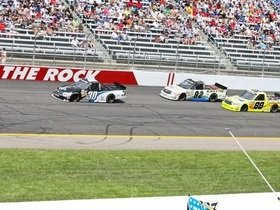 Advertisement - Tickets To NASCAR Camping World Truck Series