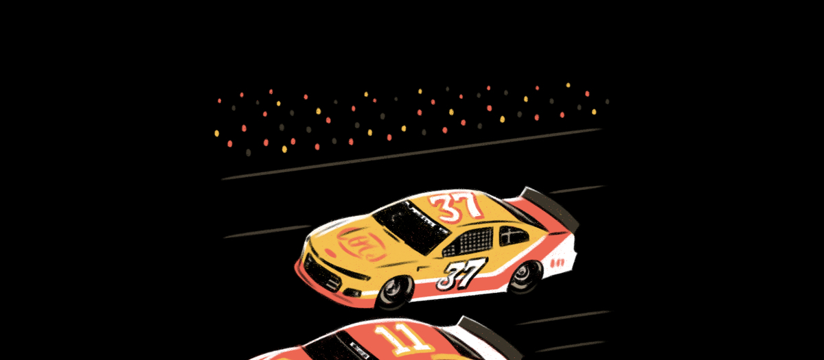 NASCAR Hall Of Fame Exhibit Entry Tickets