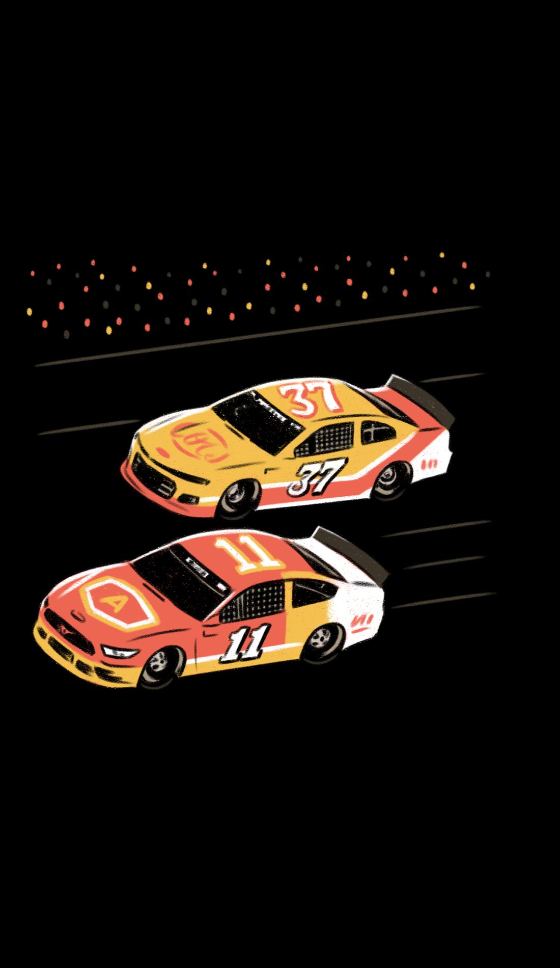 A NASCAR XFinity Series: Daytona 300 live event