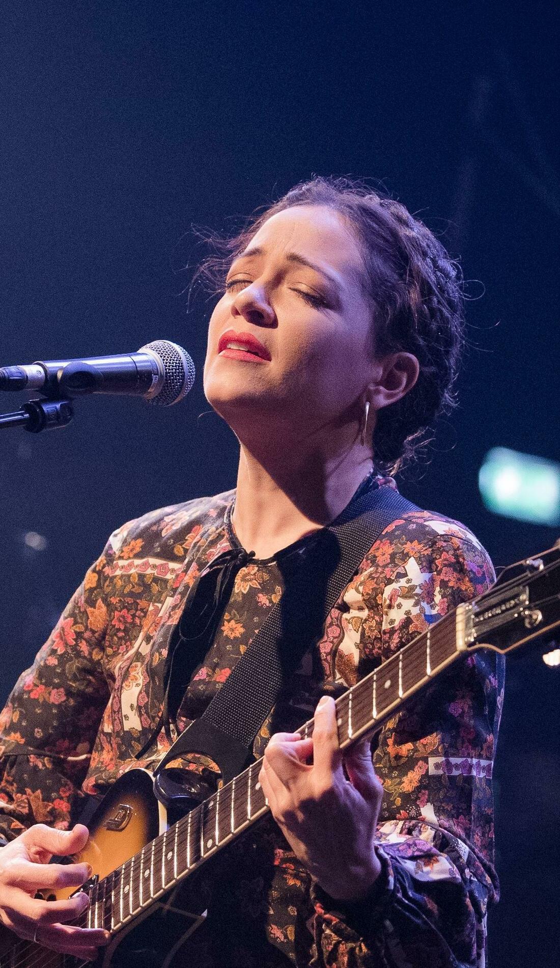 A Natalia LaFourcade live event