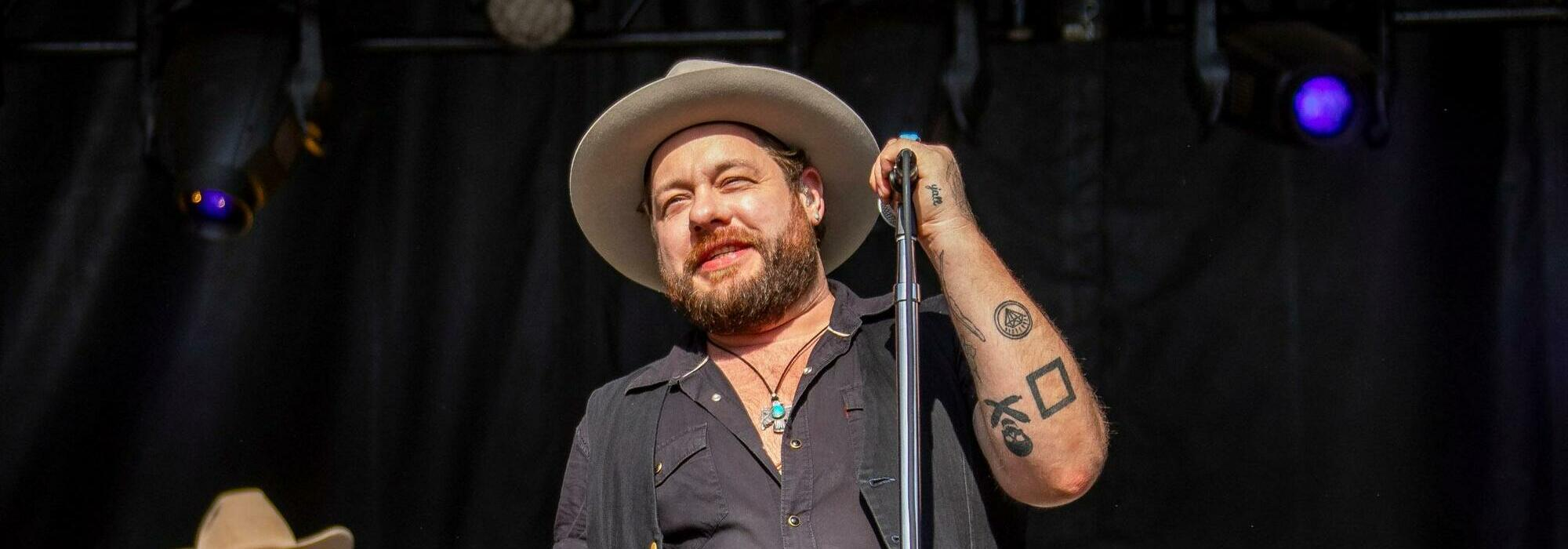 A Nathaniel Rateliff & The Night Sweats live event