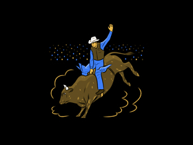 Advertisement - Tickets To National Black Rodeo Finals