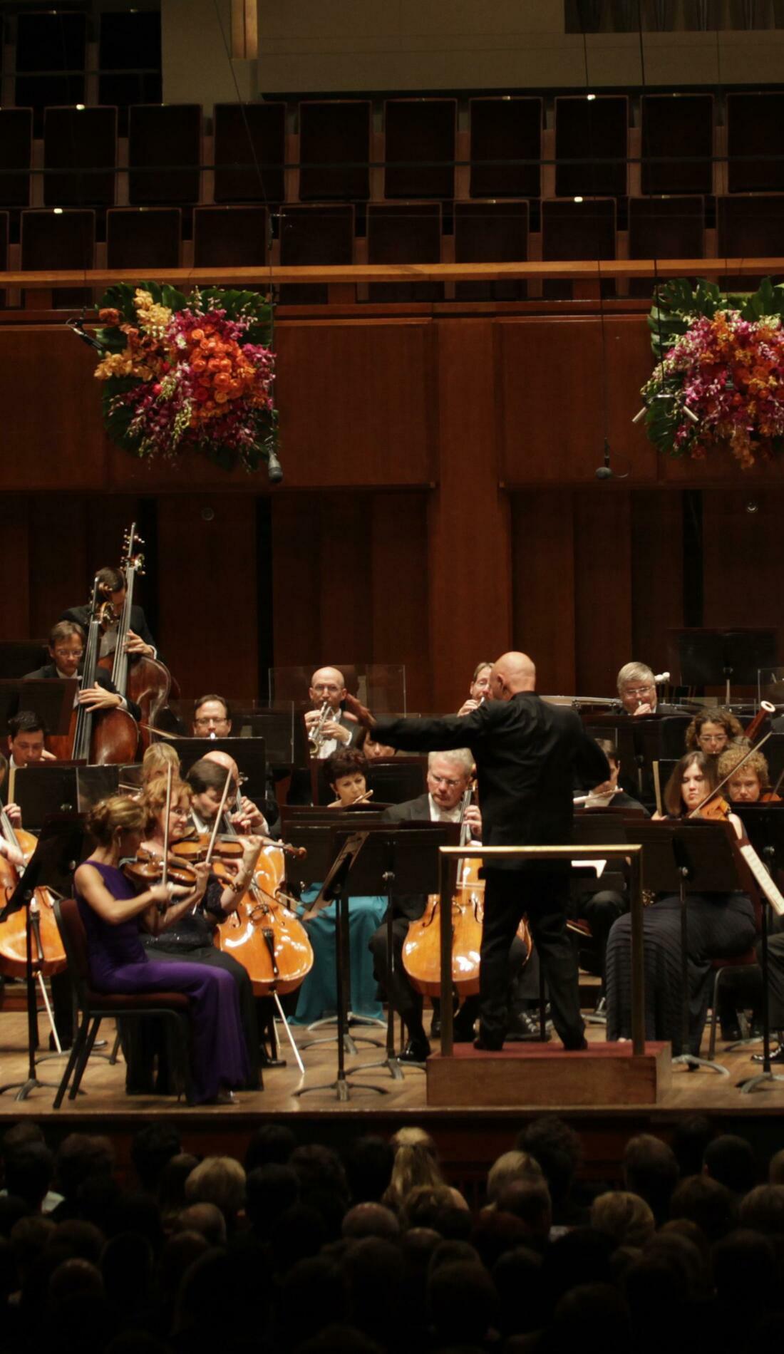 A National Symphony Orchestra live event