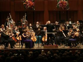 National Symphony Orchestra: Eschenbach with Tetzlaff - Washington