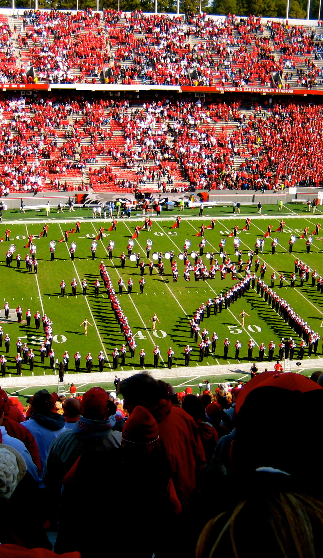 A NC State Wolfpack Football live event
