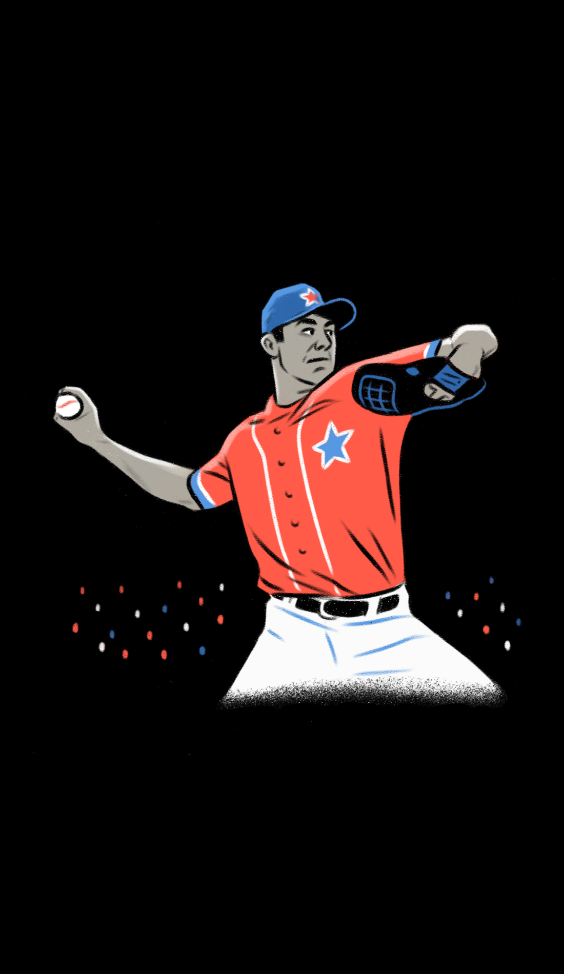 A NCAA College World Series live event