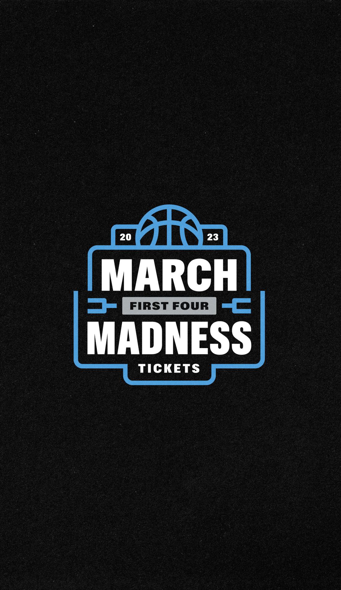 A NCAA Tournament First Four live event