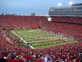 Nebraska Cornhuskers at Wisconsin Badgers Football