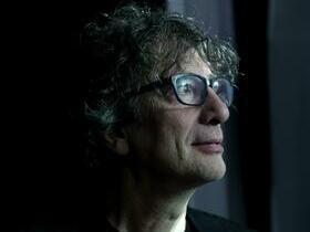 Neil Gaiman - Los Angeles