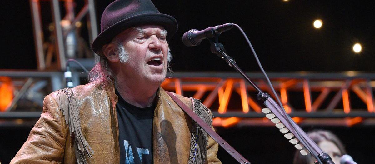 Neil Young Tickets