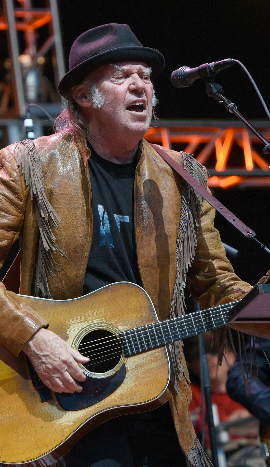 A Neil Young live event