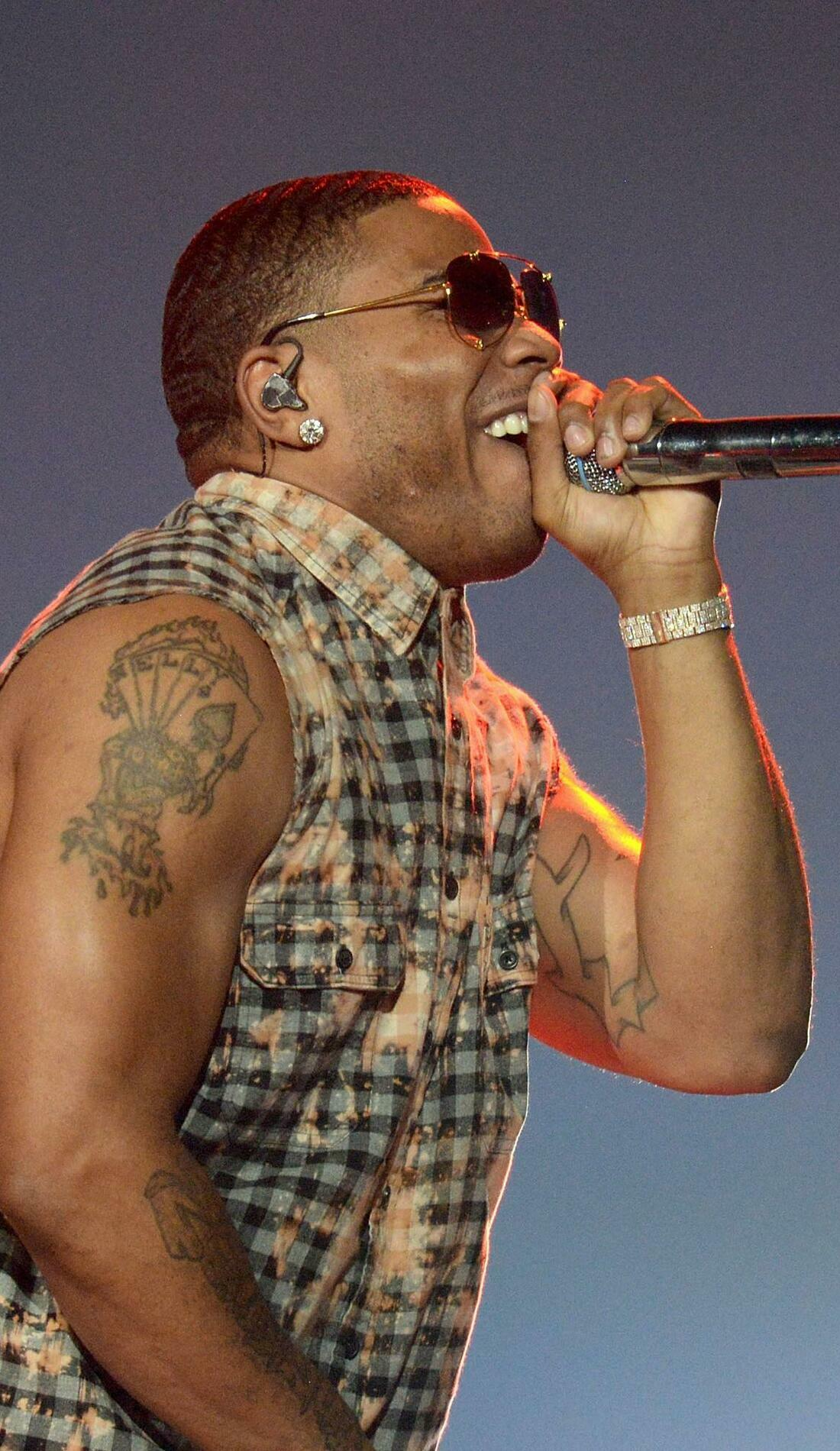 A Nelly live event