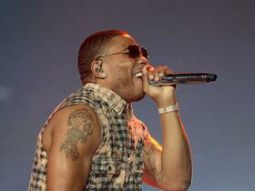 Advertisement - Tickets To Nelly