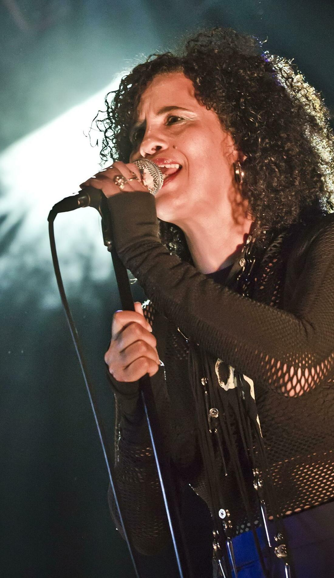 A Neneh Cherry live event
