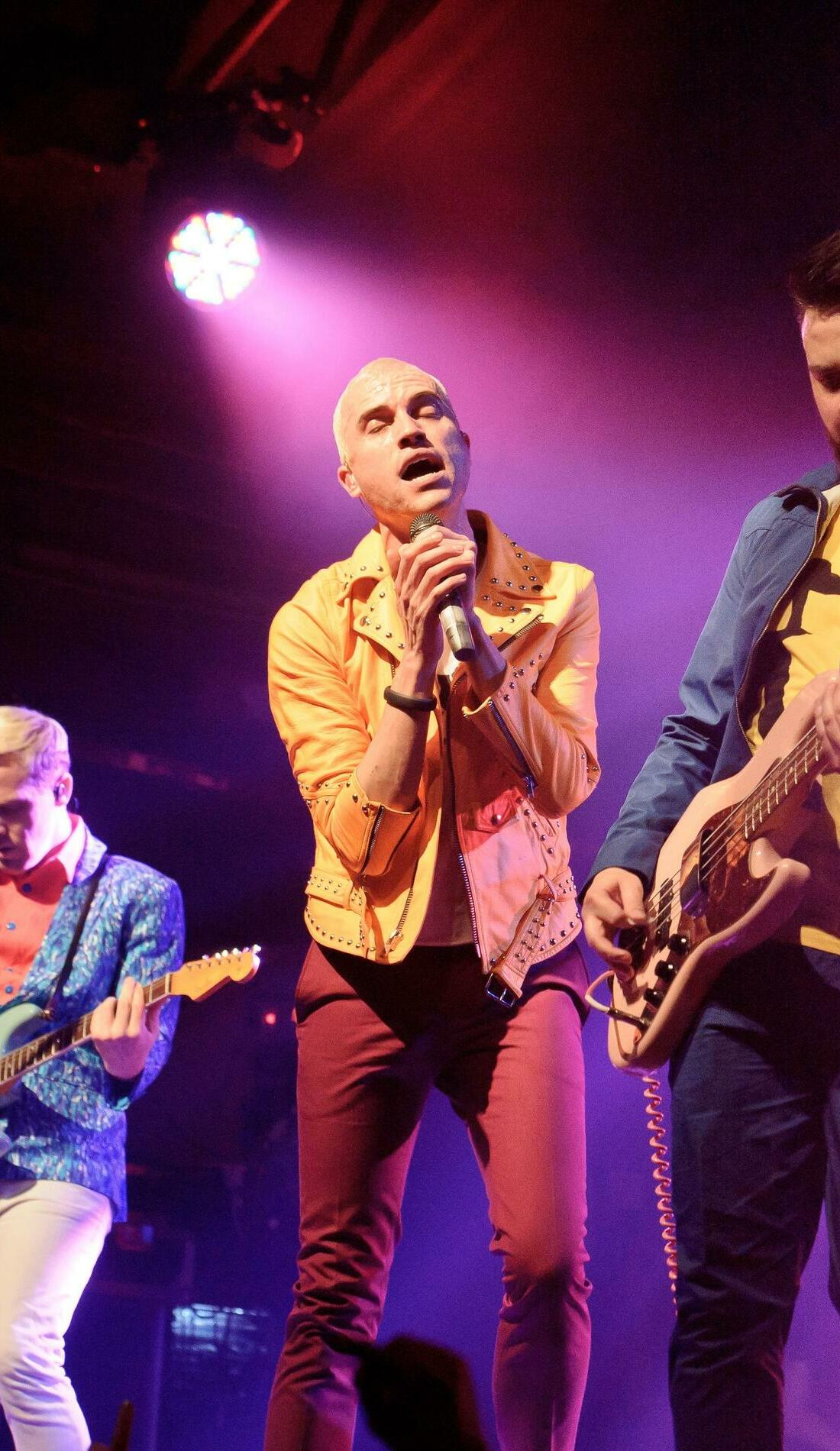 A Neon Trees live event
