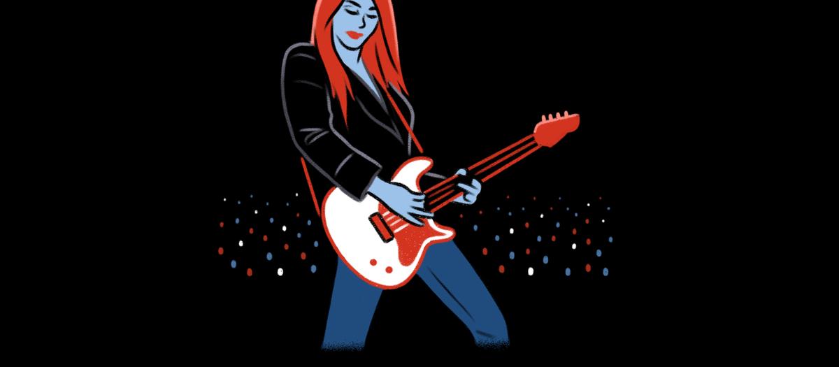 Neon Velvet Tickets