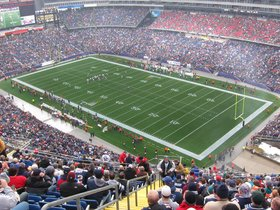 Patriots Vs Packers Tickets Nov 4 In Foxborough Seatgeek