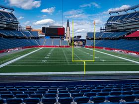 Buccaneers at Patriots tickets