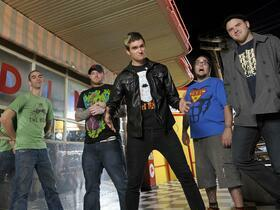 New Found Glory with Simple Plan and Knuckle Puck