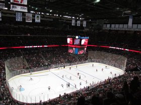 Pittsburgh Penguins at New Jersey Devils