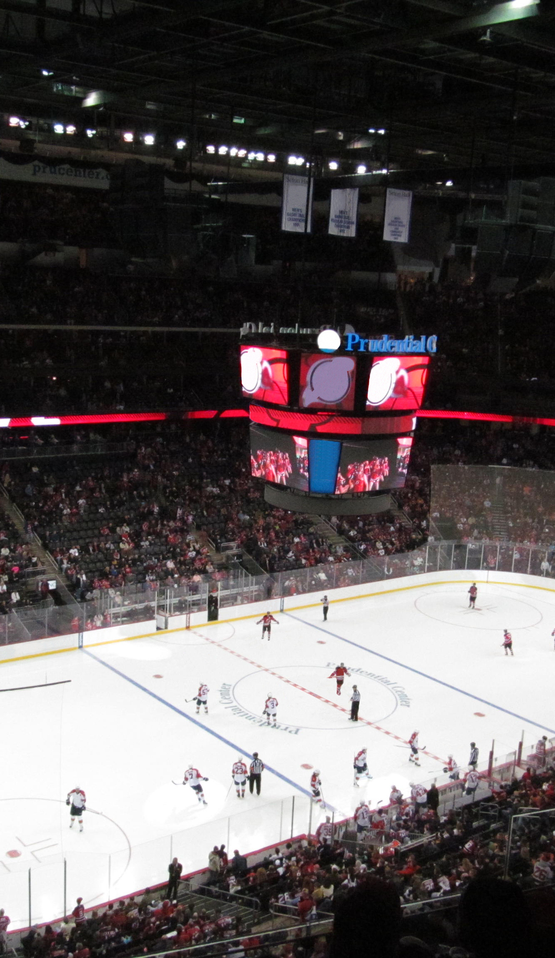 A New Jersey Devils live event