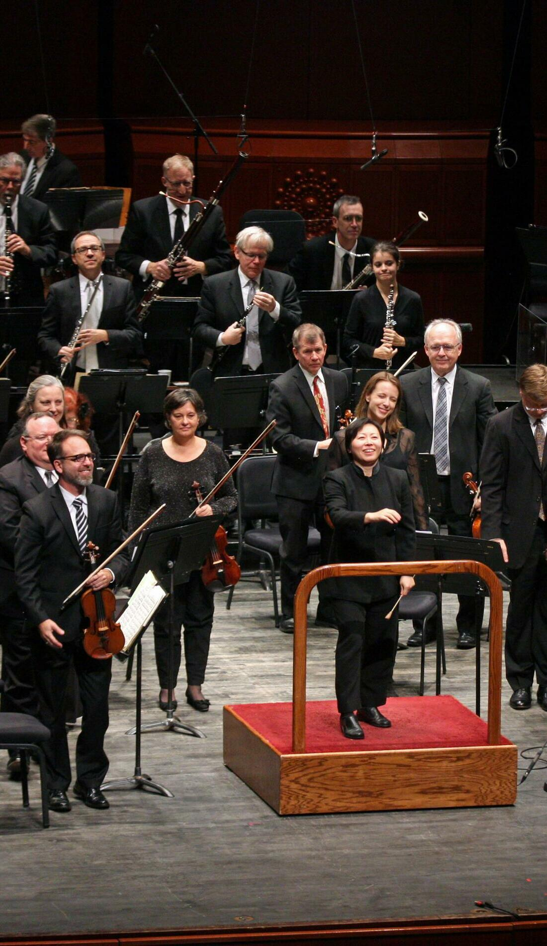 A New Jersey Symphony Orchestra live event