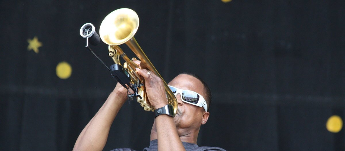 New Orleans Jazz Festival (Weekend Pass) with Cimafunk, The War and Treaty, Dave Holland