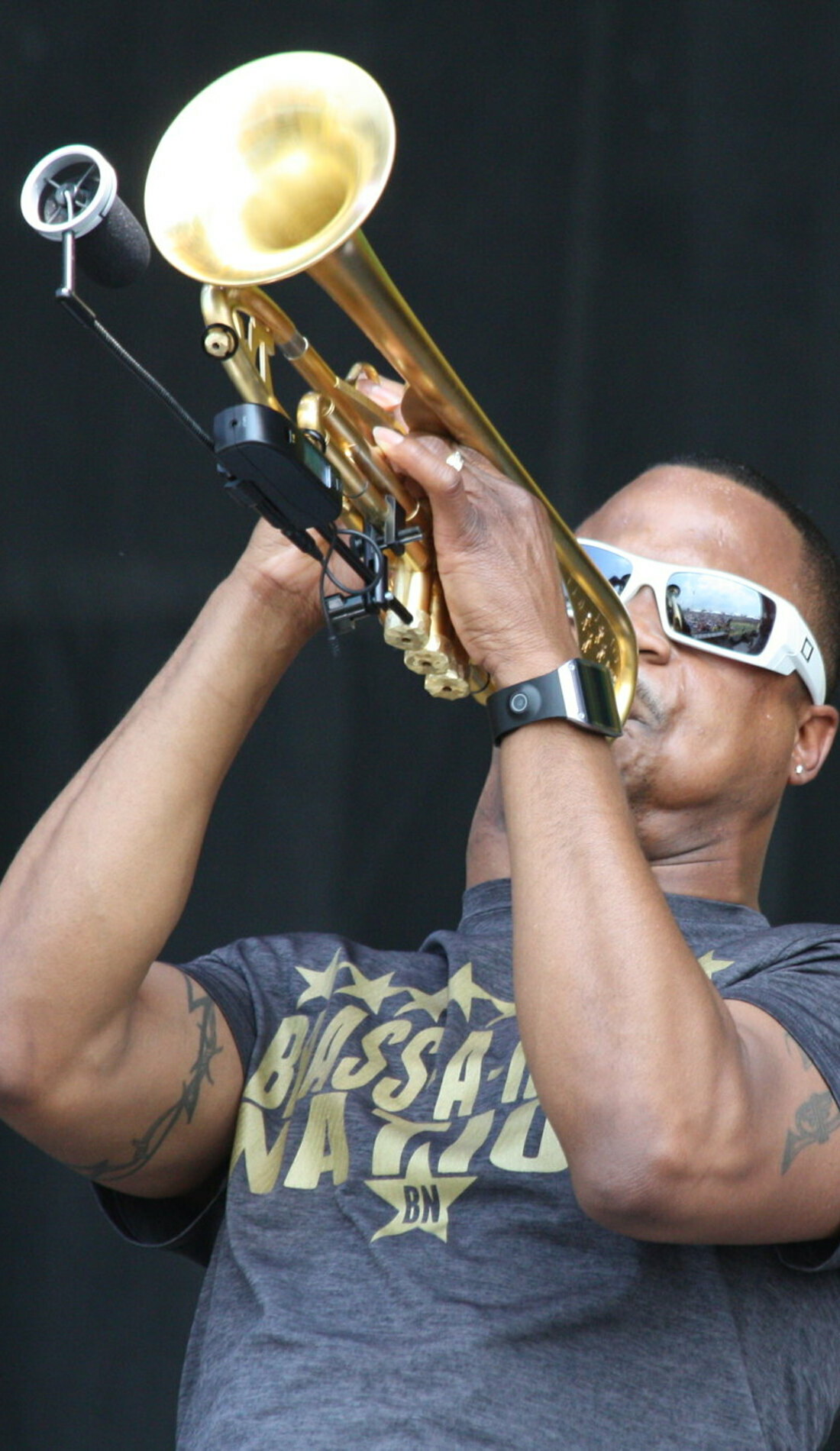 A New Orleans Jazz and Heritage Festival live event