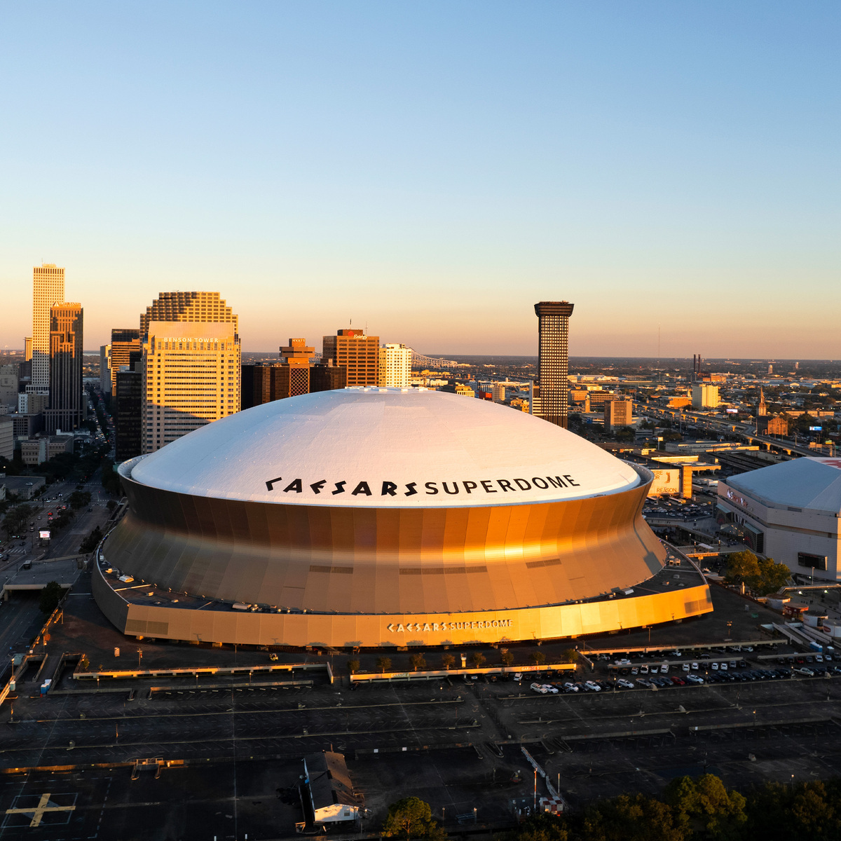 Saints vs Falcons Tickets, Nov 10 in New Orleans | SeatGeek
