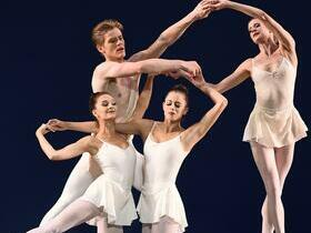 New York City Ballet: Two Programs of Contemporary Works and Balanchine Classics - Washington