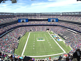 Preseason: New England Patriots at New York Giants