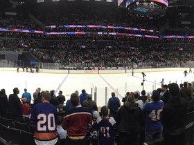 Rangers at Islanders tickets