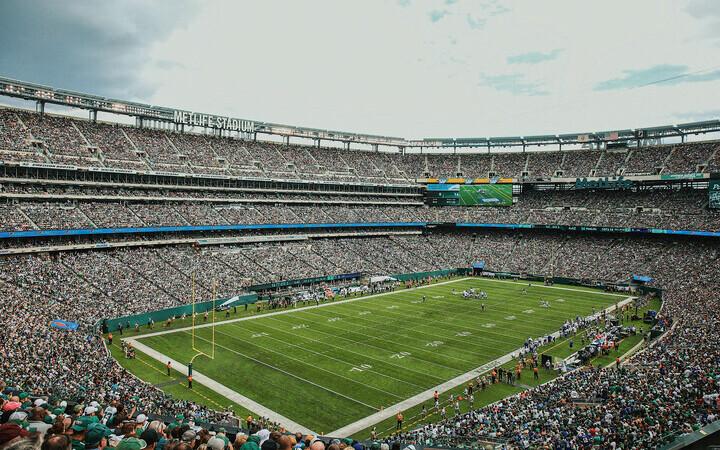 09de34177d3 New York Jets Seating Chart & Map | SeatGeek
