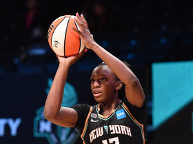 Dallas Wings at New York Liberty