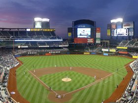 Arizona Diamondbacks at New York Mets