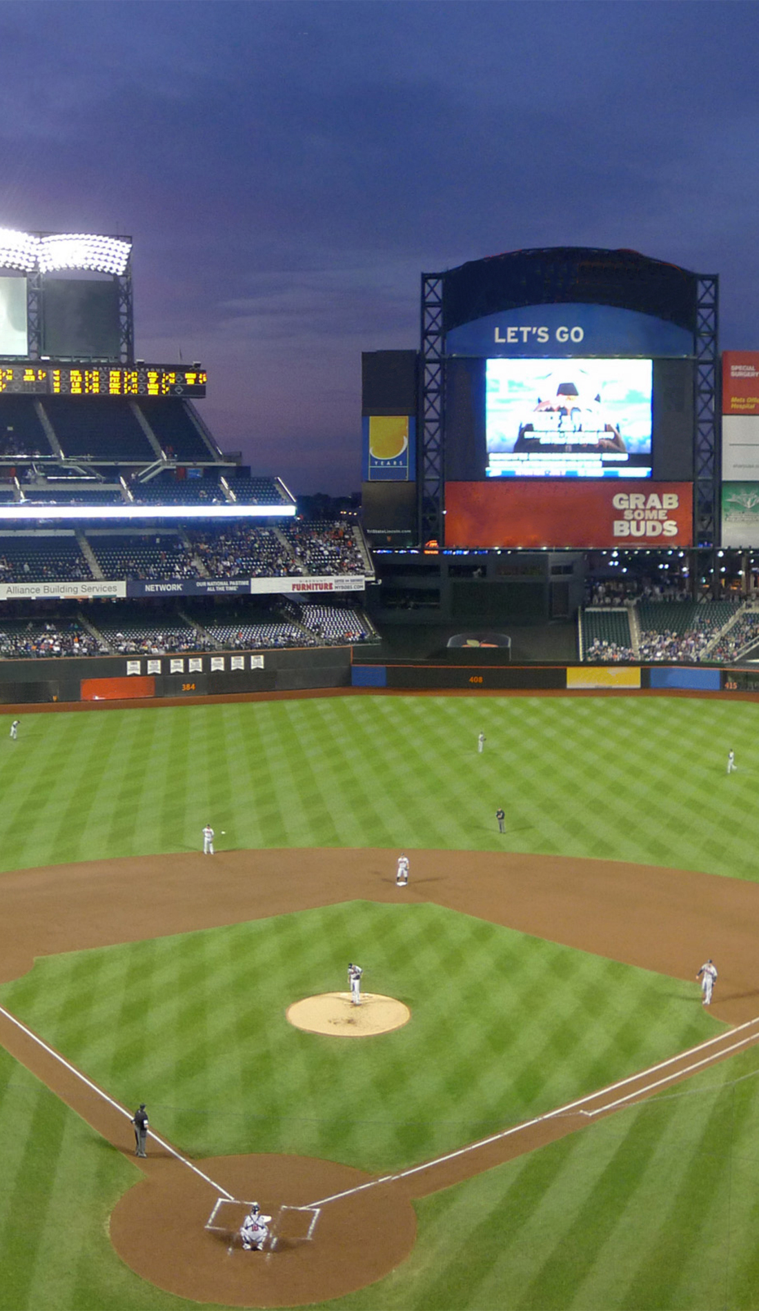 A New York Mets live event