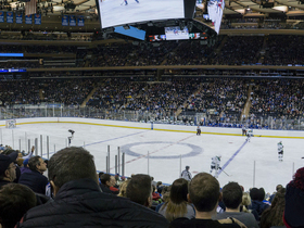 Toronto Maple Leafs at New York Rangers