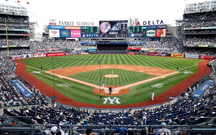 New York Yankees Seating Chart Map Seatgeek