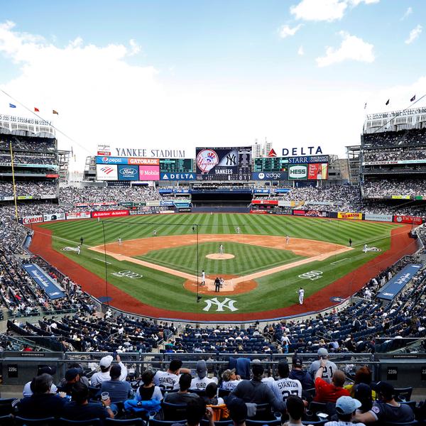 Yankee Stadium Seating Chart and Interactive Seat Map | SeatGeek