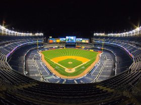 Chicago Cubs at New York Yankees