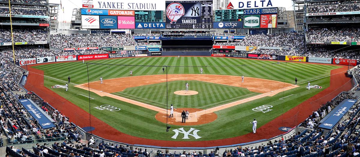 New York Yankees Tickets Seatgeek