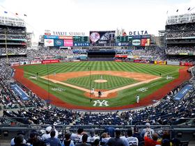 New York Yankees at Washington Nationals (Rescheduled from May 16th)