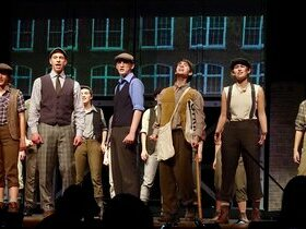 Advertisement - Tickets To Newsies